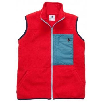 All Prep Vest - Red